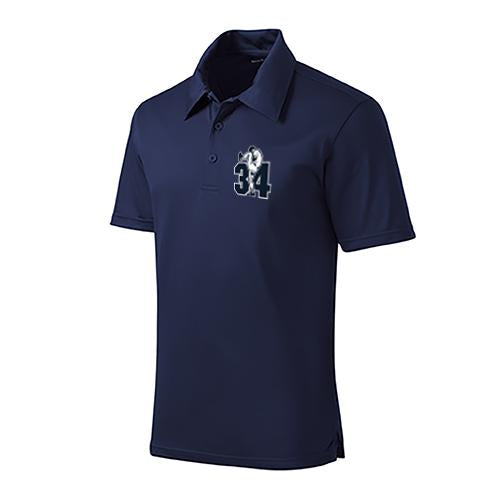 Round Rock Express Nolan Ryan Foundation Polo