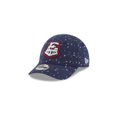 Round Rock Express Alphabet 940 Navy Toddler