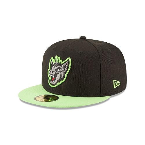 Round Rock Express ROUND ROCK CHUPACABRAS NEW ERA FITTED ON-FIELD CAP