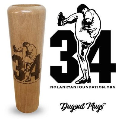 Round Rock Express Nolan Ryan Foundation Thompson Dugout Mug