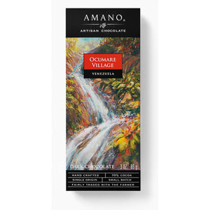 Amano Artisan Chocolate - 1 Case (12 Bars) Ocumare 70%