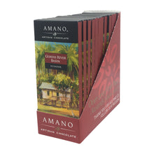 Load image into Gallery viewer, Amano Artisan Chocolate - 1 Case (12 Bars) Guayas River Basin 70%