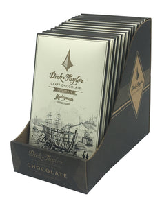 Dick Taylor Chocolate - 1 Case (12 Bars) 72% Madagascar