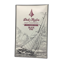 Load image into Gallery viewer, Dick Taylor Chocolate - 1 Case (12 Bars) Black Fig Chocolate Bars