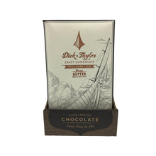 Load image into Gallery viewer, Dick Taylor Chocolate - 1 Case (12 Bars) 72% Brown Butter with Nibs and Salt