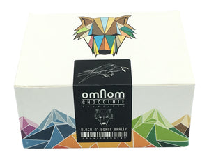 OmNom Chocolate - 1 Case (10 Bars) Caramel +Milk