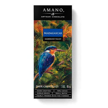 Load image into Gallery viewer, Amano Artisan Chocolate - 1 Case (12 Bars) Madagascar 70%