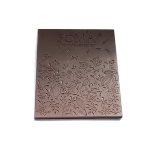 SOMA Chocolatemaker - 1 Case (12 Bars) Porcelana, Venezuela 70% Dark Chocolate