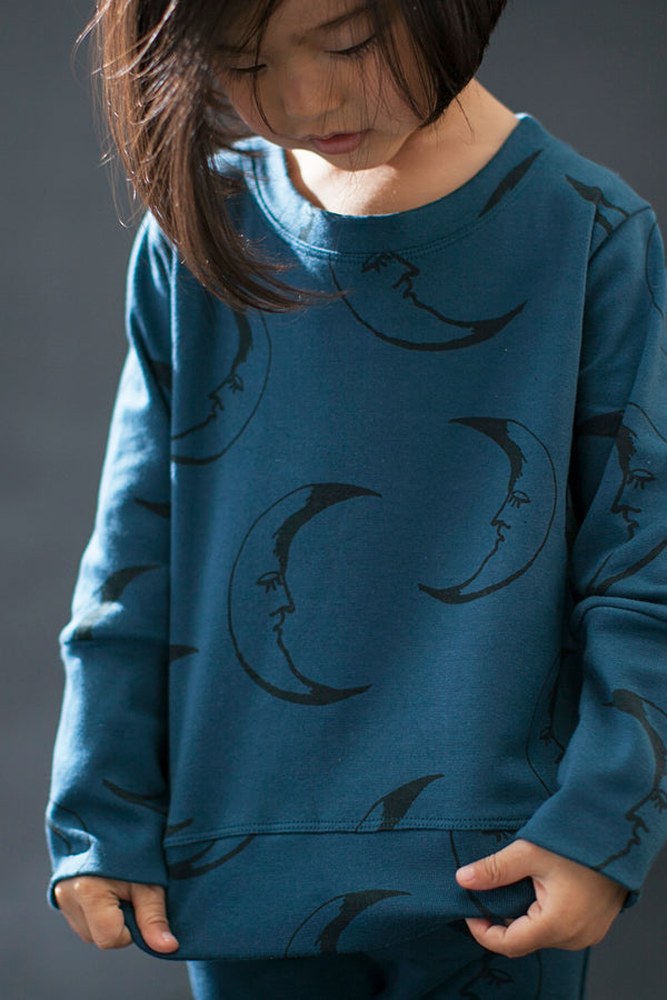 MOON man SPD L/S Sweatshirt