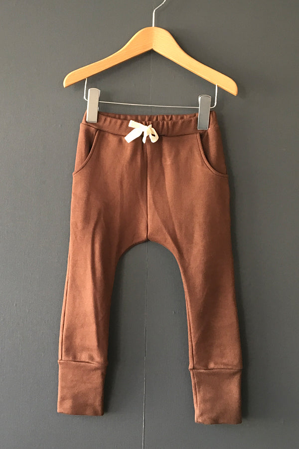 【20%OFF】SAROUEL LEGGINGS D.BROWN