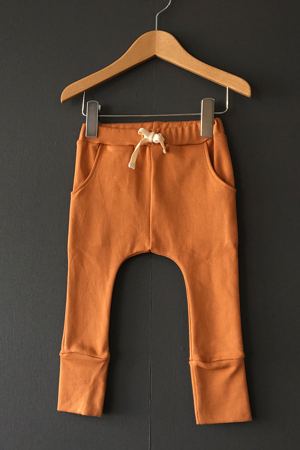 【20%OFF】SAROUEL LEGGINGS CARAMEL