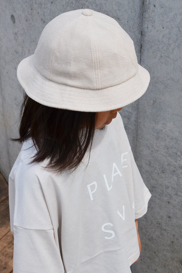 ChocolateSoup SOFT PILE HAT beige