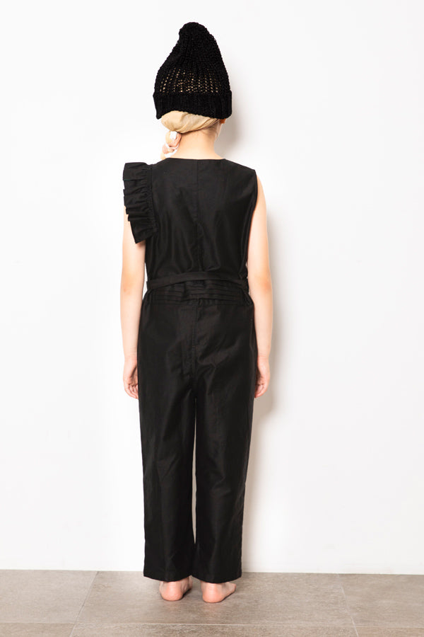 【三浦様ご予約品】handsome coverall black F