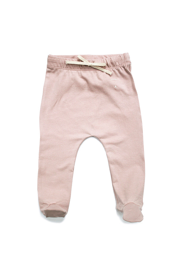 GRAY LABEL Baby Footies Vintage Pink