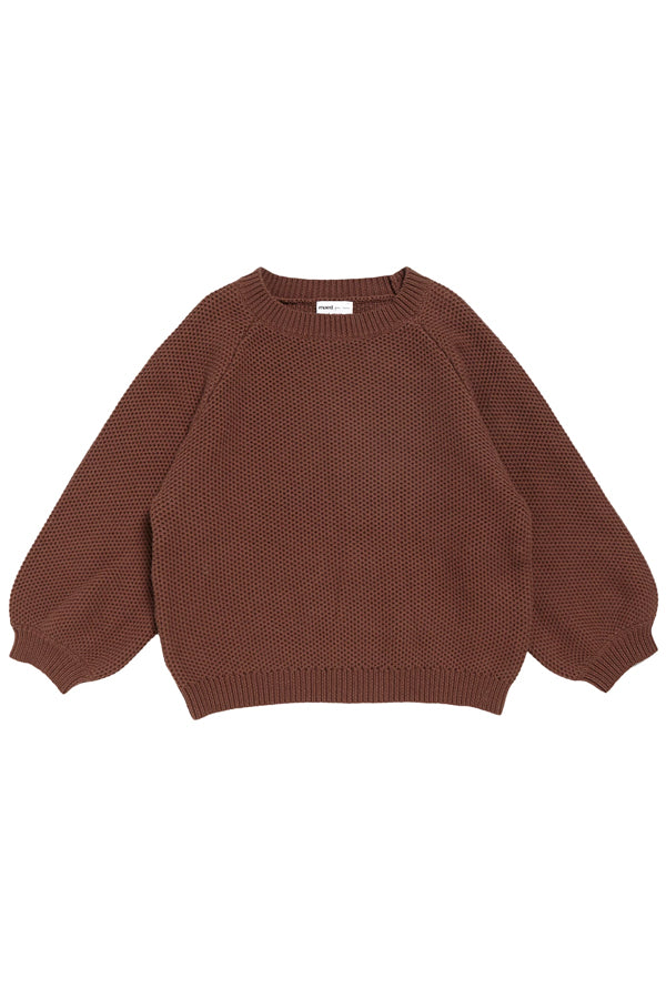 【40%OFF】maed for mini BUSY BEAR KNIT SWEATER