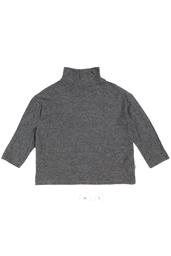 maed for mini SLIPPY SLUG LONGSLEEVE TURTLENECK