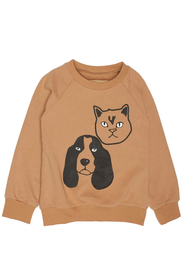 Cats + Dogs sweatshirt