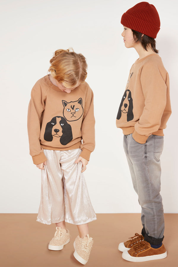 【20%OFF】Cats + Dogs sweatshirt