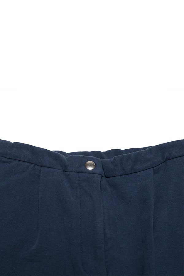 【20%OFF】CROPPED CHINO BLACK IRIS