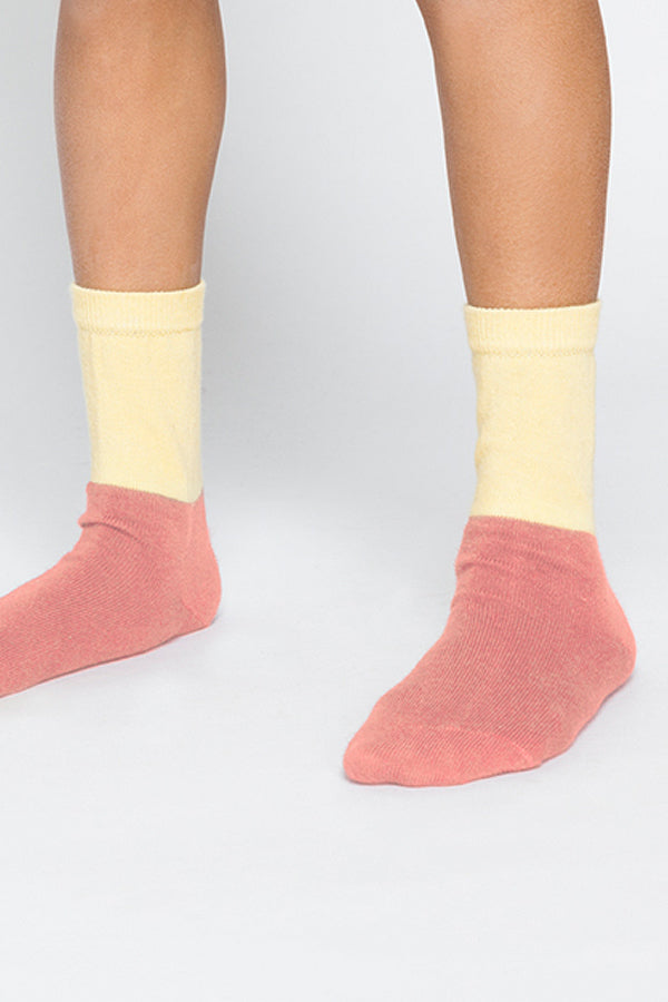 【10%OFF】SOCKS RASPBERRY/SAUTERNE