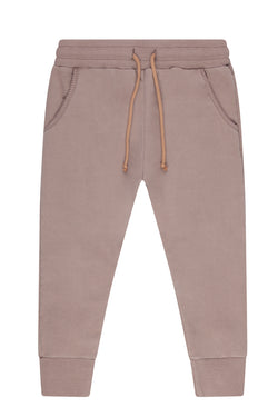 【石川さまご予約品】MINGO. WINTER SLIM FIT JOGGER TAUPE 4-6Y