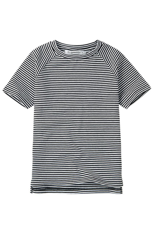 MINGO. T-SHIRT STRIPES