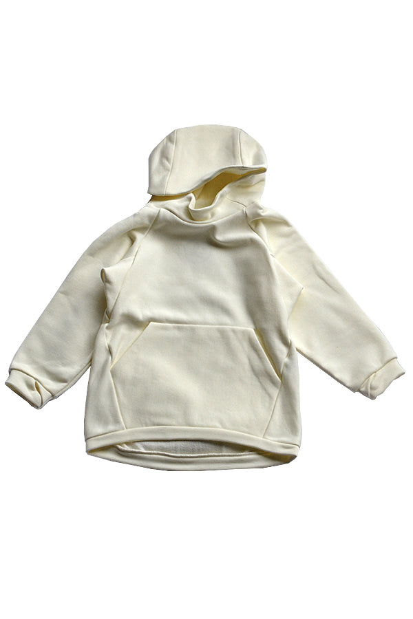 【30%OFF】moun ten. C/P SWEATPARKA <white>