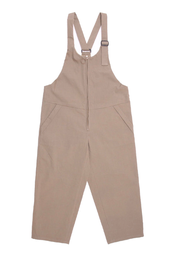 【30%OFF】MOUN TEN.  COOLMAX PIQUE JUMPSUIT <beige>