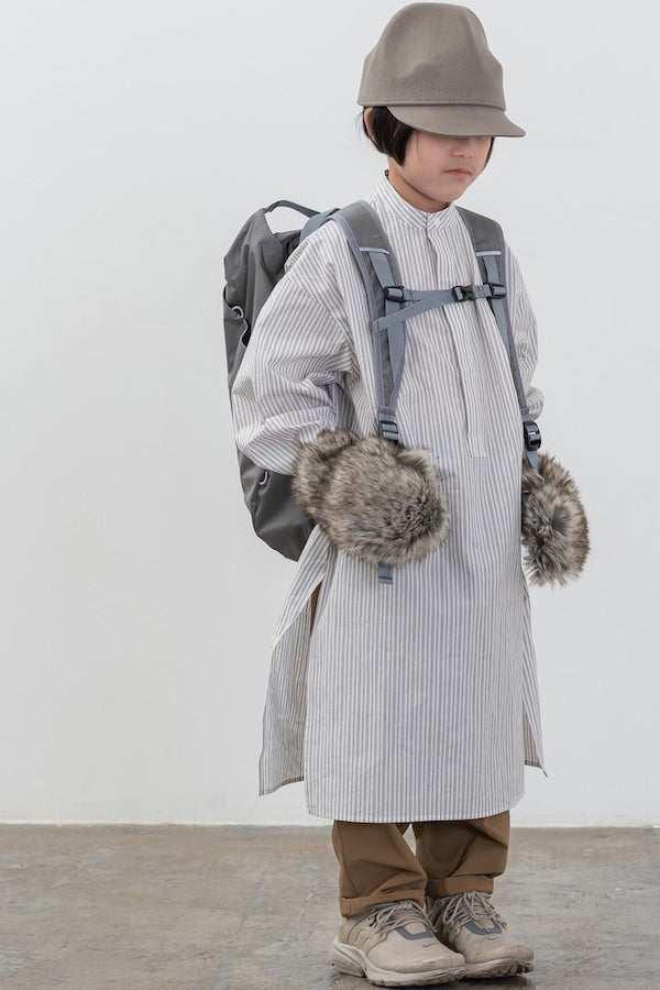 MOUN TEN. 2way daypack light <gray>
