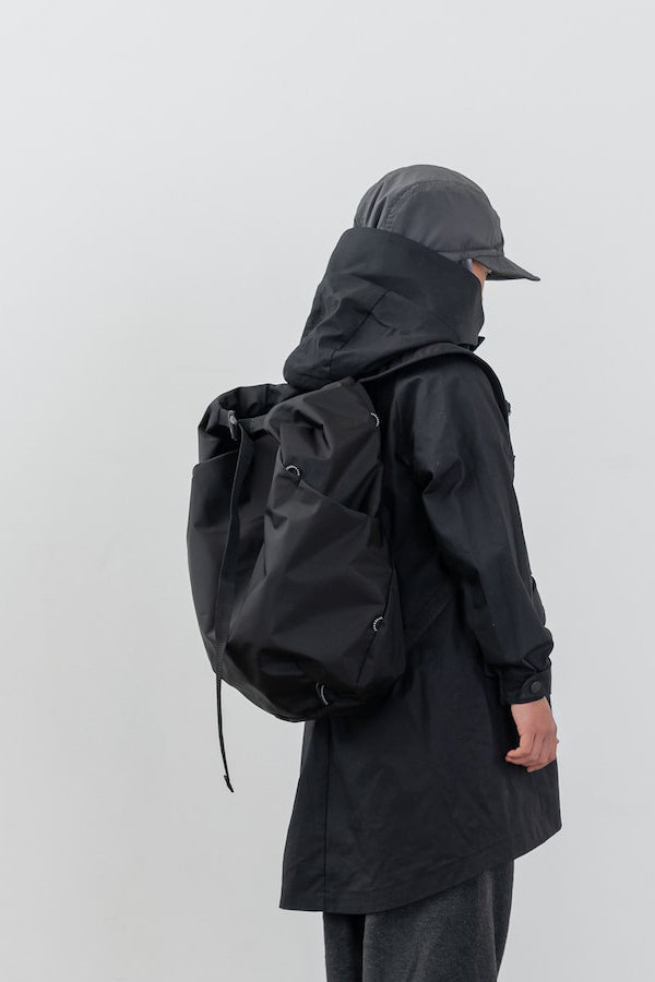 MOUN TEN. 2way daypack CORDURA <black>