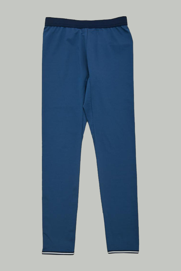 【山崎様ご予約品】athletic leggings deepblue 0