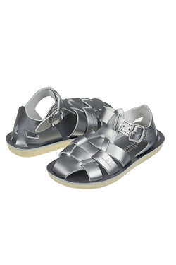 Salt Water Sandals Sun-San Shark シルバー
