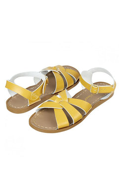 Salt Water Sandals Original マスタード