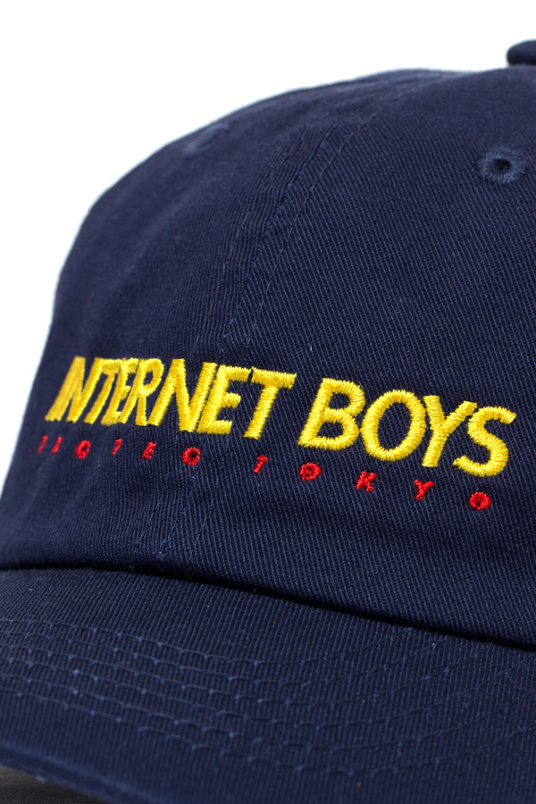 TEG INTERNET BOYS Cap Navy