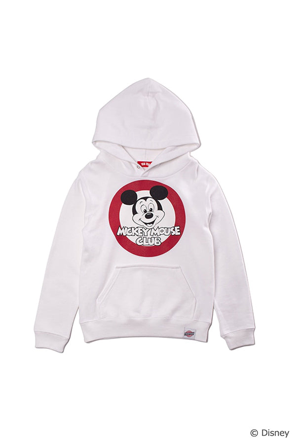 TEG Hoodie MICKEY MOUSE CLUB WHITE