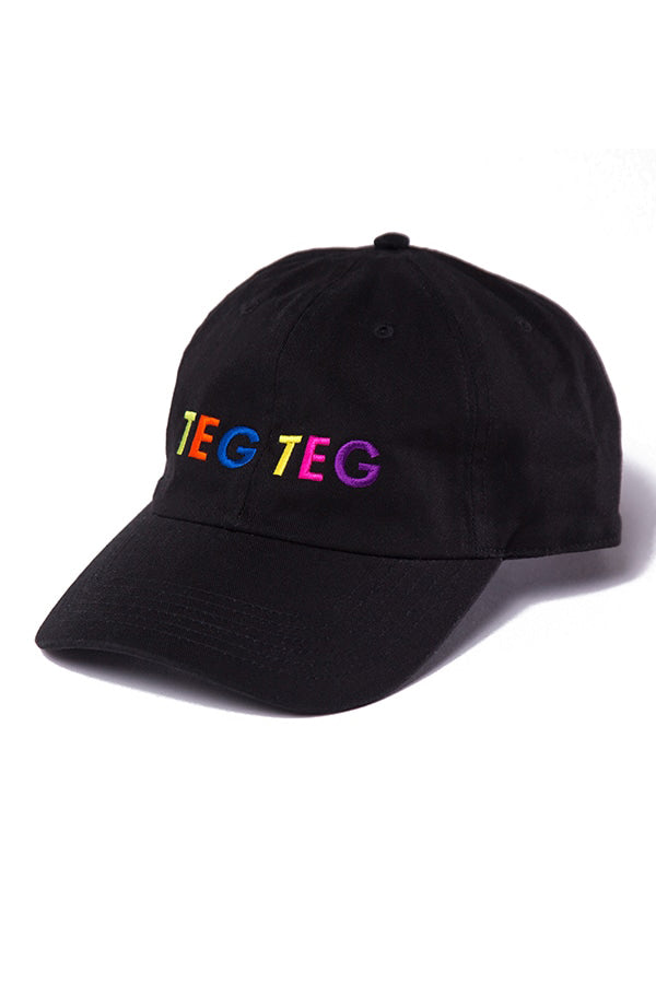TEG TEG POP BOX Cap Black