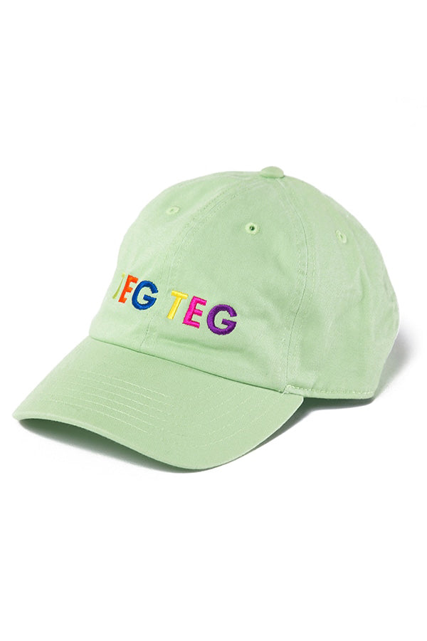 【30%OFF】TEG TEG POP BOX Cap Lime