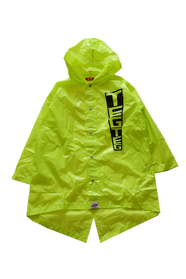 【30%OFF】TEG TEG Nylong Coat Lime
