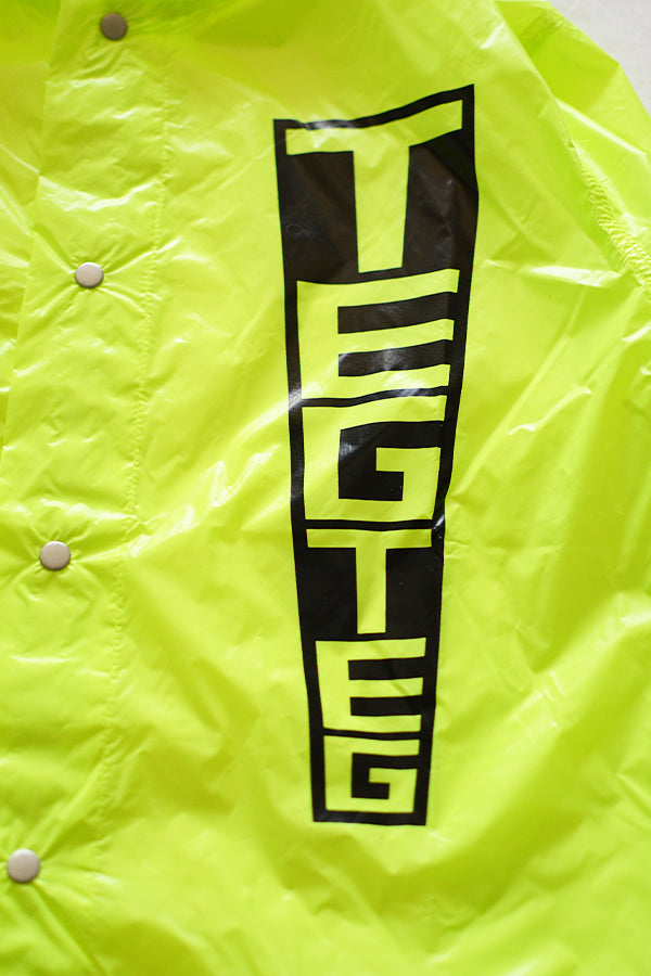 TEG TEG Nylong Coat Lime