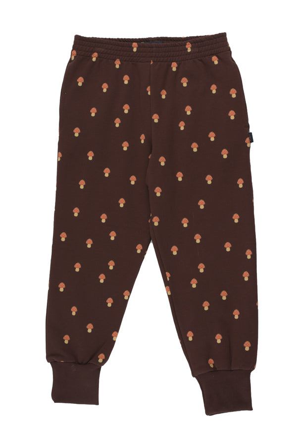 "TINYCOTTONS ""MUSHROOMS"" SWEATPANT"