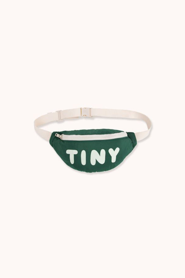 "TINYCOTTONS ""TINY"" SOLID FANNY BAG"