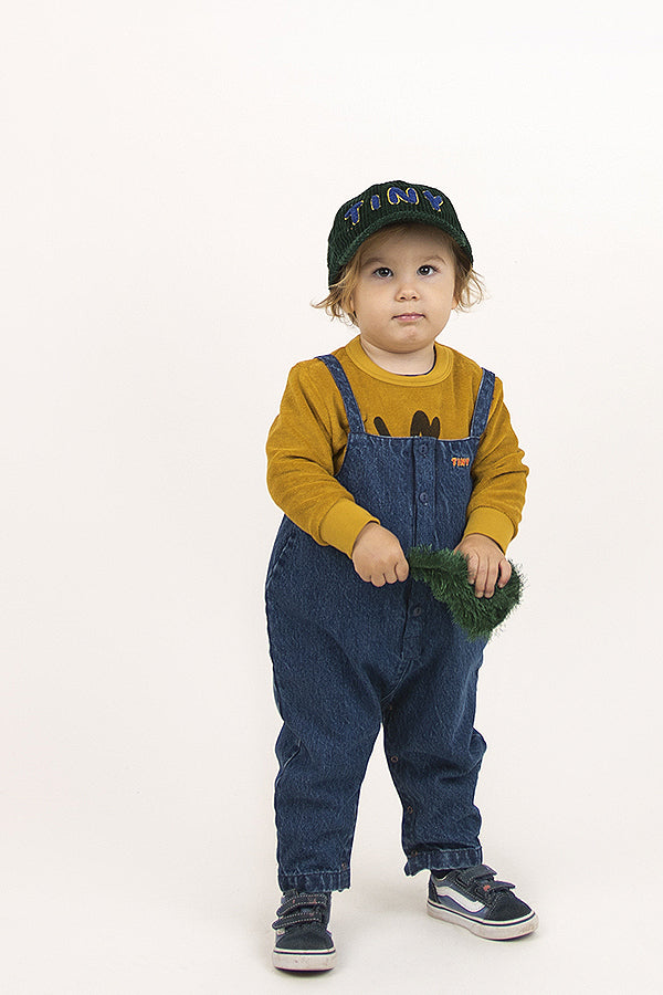 【ご予約商品】TINYCOTTONS DENIM ONE PIECE