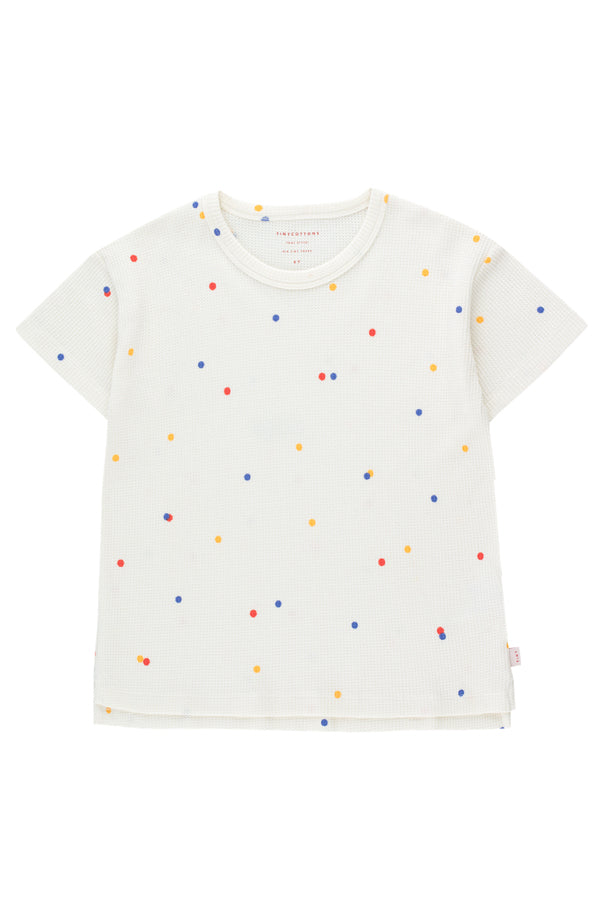 TINYCOTTONS ICE CREAM DOTS TEE