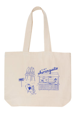 TINYCOTTONS CHIRINGUITO TOTE BAG
