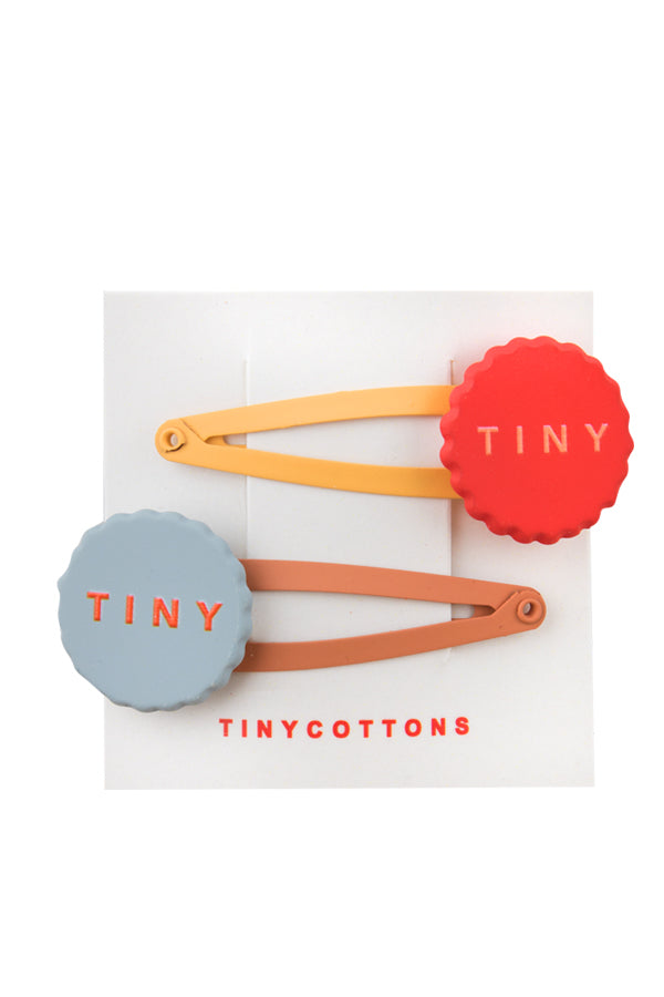 TINYCOTTONS TINY HAIR CLIPS SET