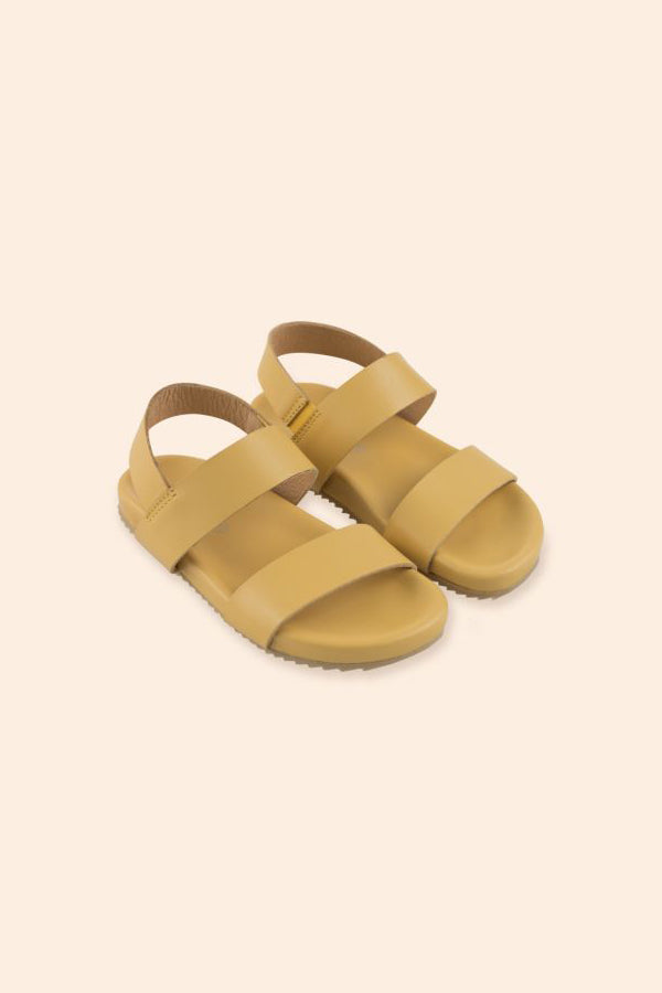 TINYCOTTONS ELASTIC SANDALS sand