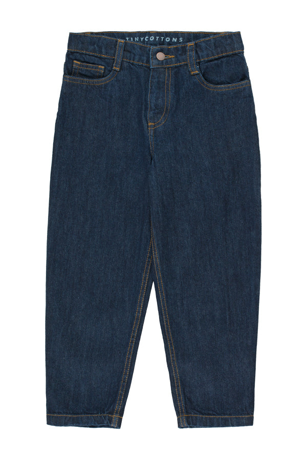 TINYCOTTONS BAGGY JEANS Denim