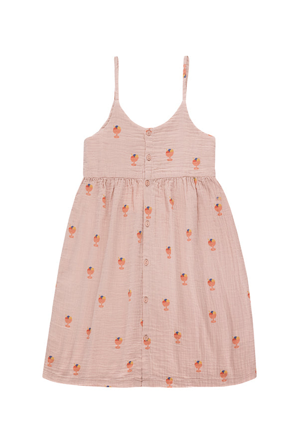 TINYCOTTONS ICE CREAM CUP DRESS