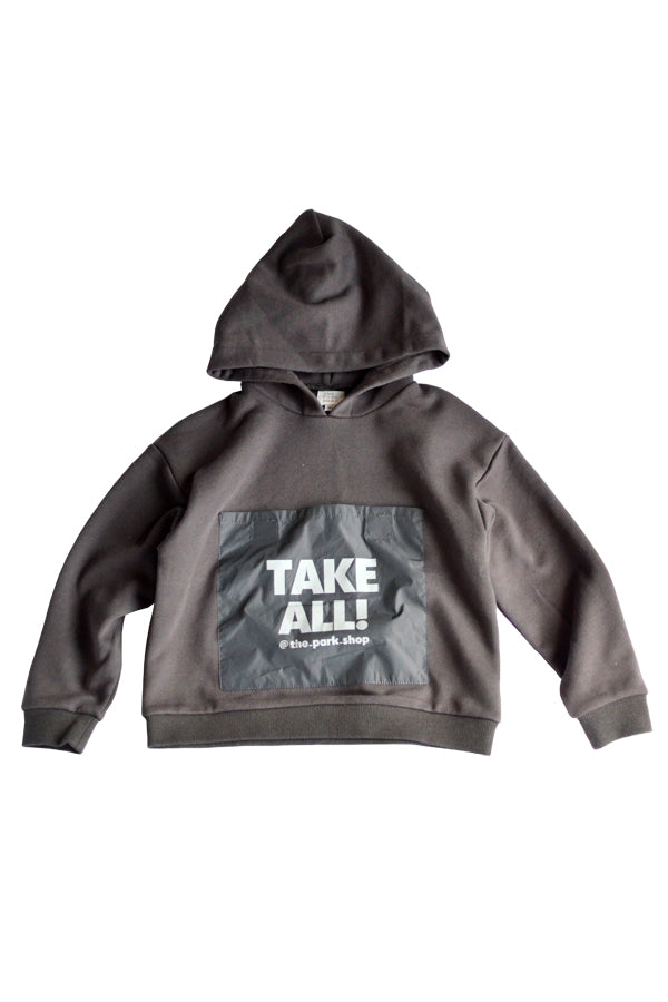 TAKE ALL PARKA BLACK