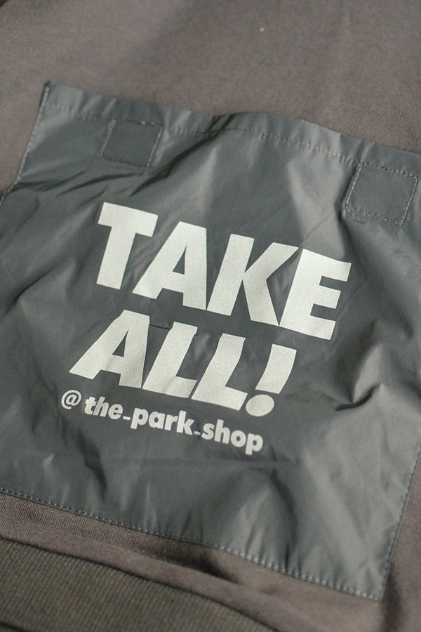 【30%OFF】TAKE ALL PARKA BLACK